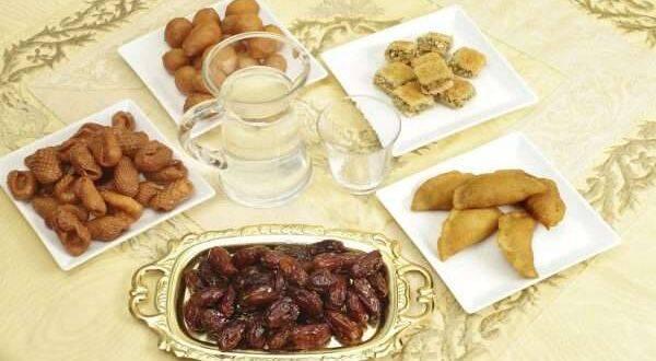 اكلات صحية في رمضان