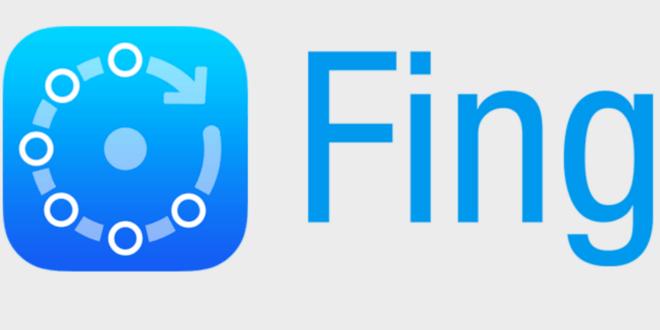 تطبيق Fing
