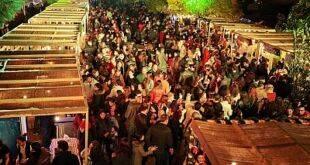 وحّد الجميع في لبنان سوق الأكل مهرجان حقيقي للطعام!